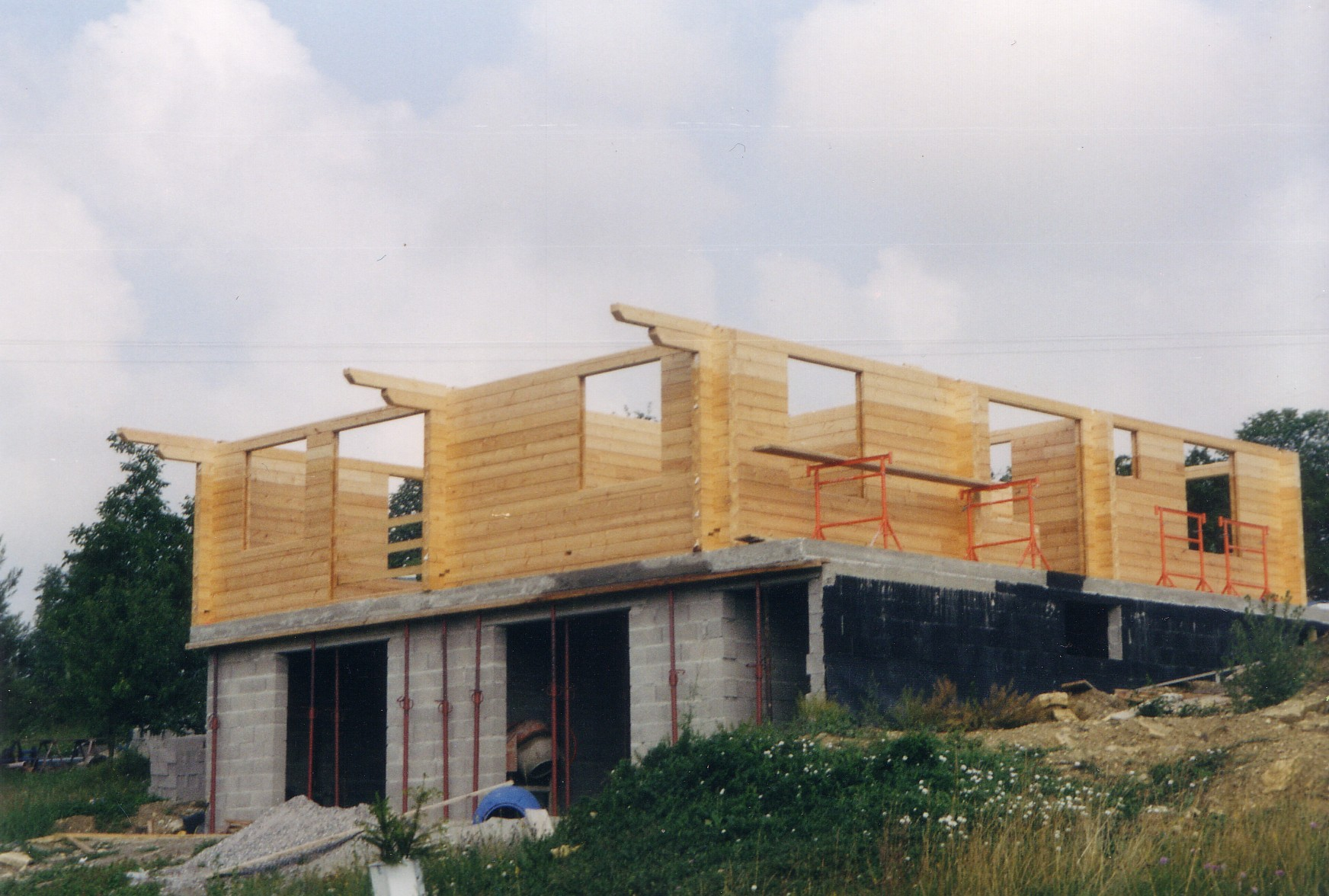 Bfc construction bois import construction bois de finlande for Guide autoconstruction