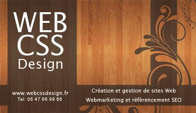 Web CSS Design Cration De Site Marketing