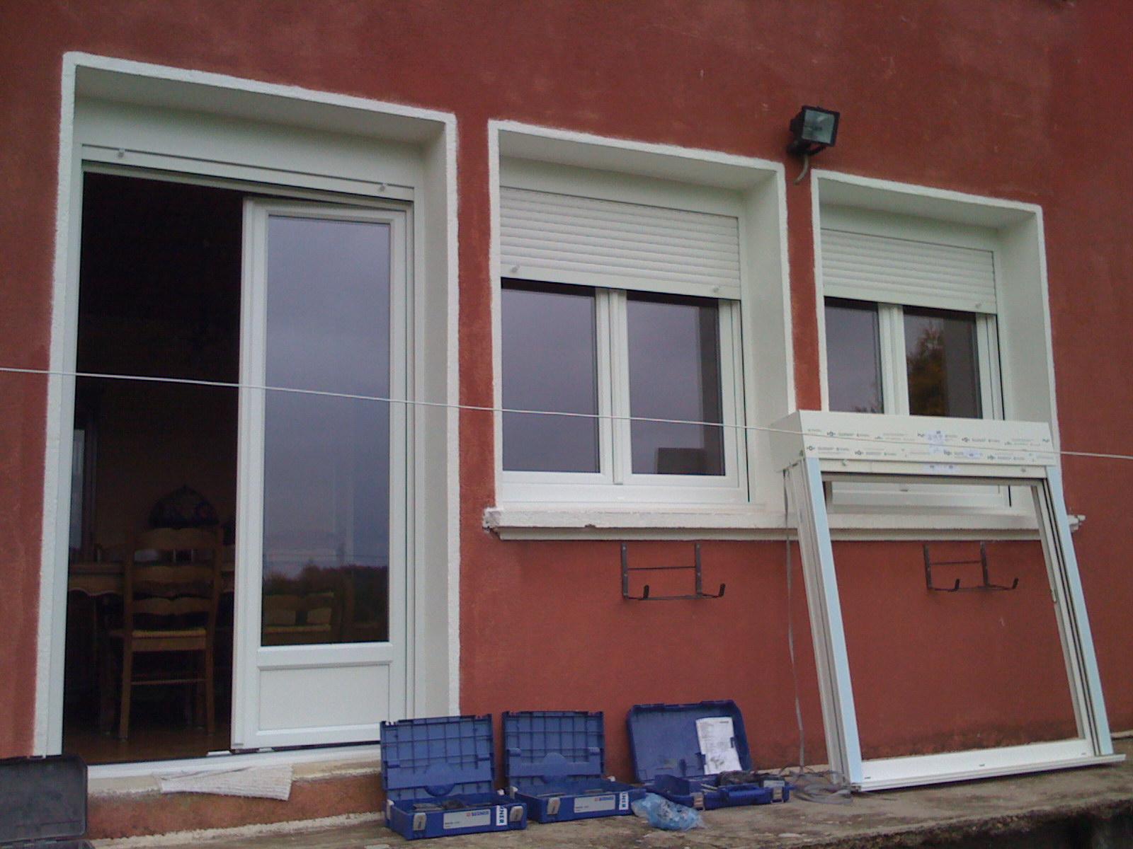 cg menuiserie sarl fen tres pvc bois alu porte d 39 entr e porte int rieure porte de garage. Black Bedroom Furniture Sets. Home Design Ideas